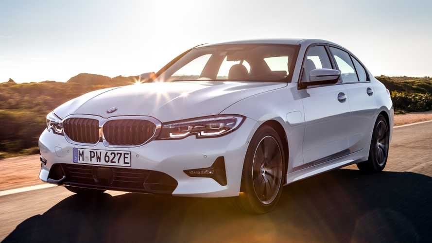 BMW 3 Series plug-in hybrid due next summer