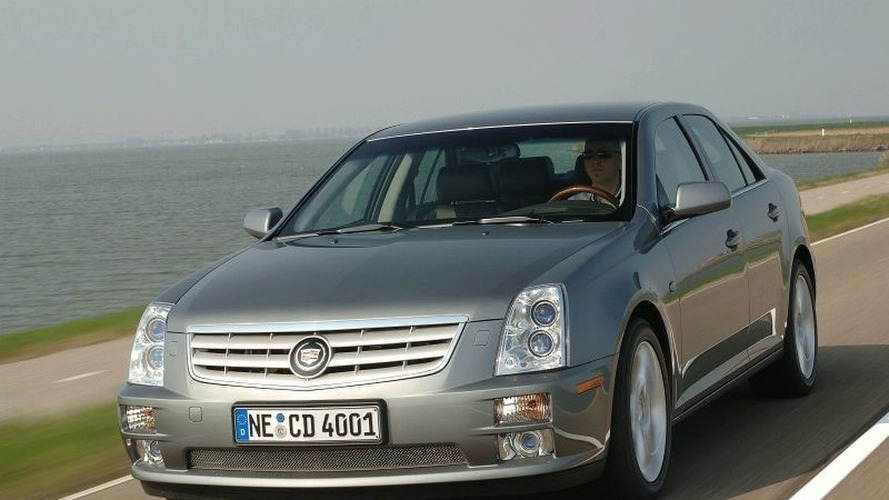 Cadillac to Replace DTS and STS with Single Model