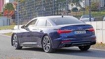 Fotos espía Audi S6 2019