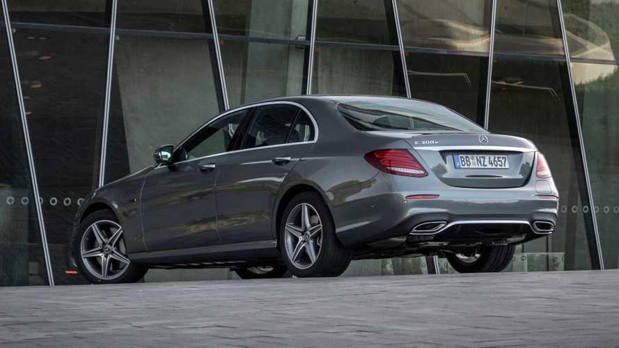 Mercedes Clase E 300 e 2019, híbrido enchufable con Etiqueta 0