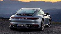 Porsche 911 2020 antes do lançamento oficial