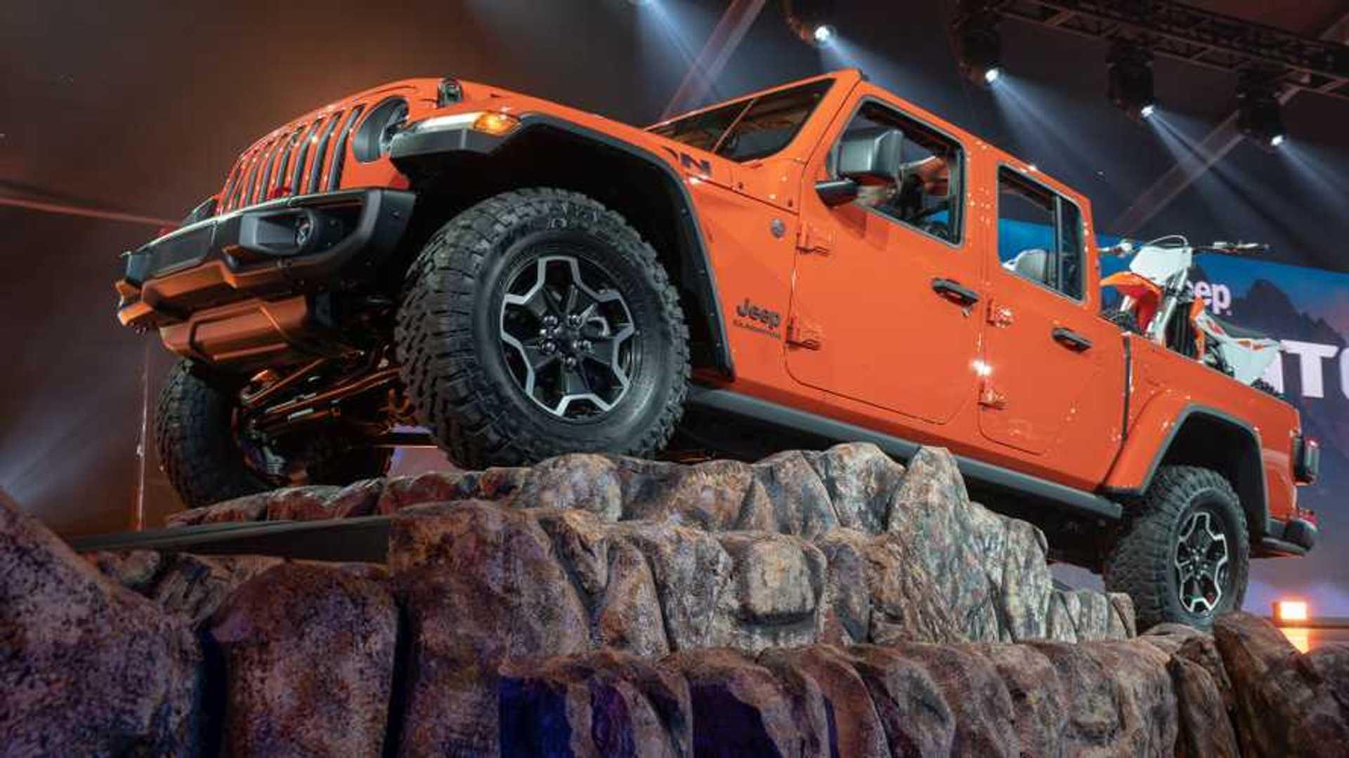 2020 Jeep Gladiator Price Range - Used Car Reviews Review ...