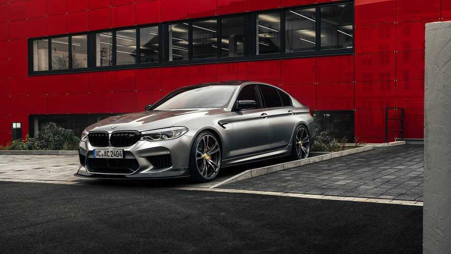 Két rekordot is megdöntött az AC Schnitzer, miközben az új BMW M5-ön dolgoztak