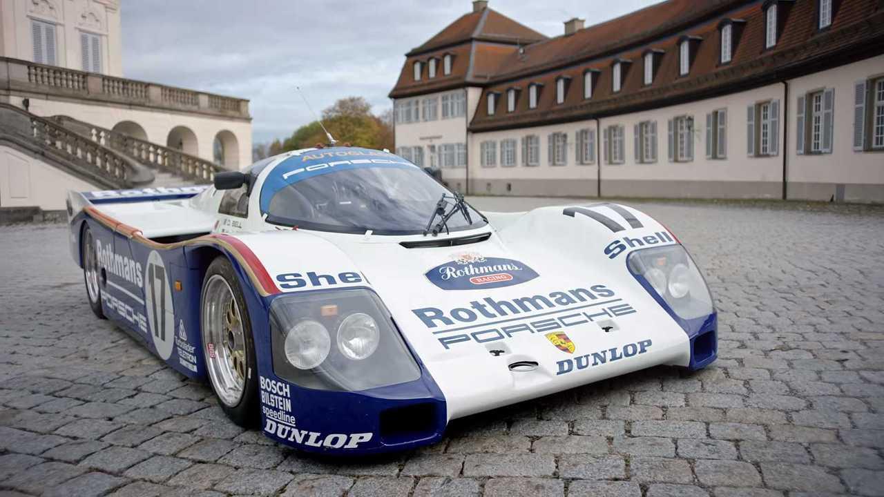 Porsche Top Five Most Expensive