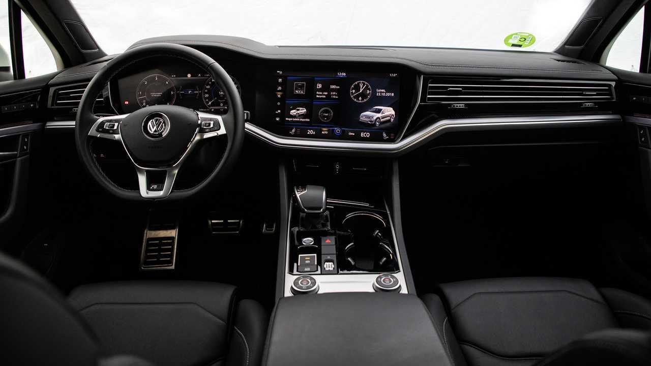Prueba Volkswagen Touareg 2019
