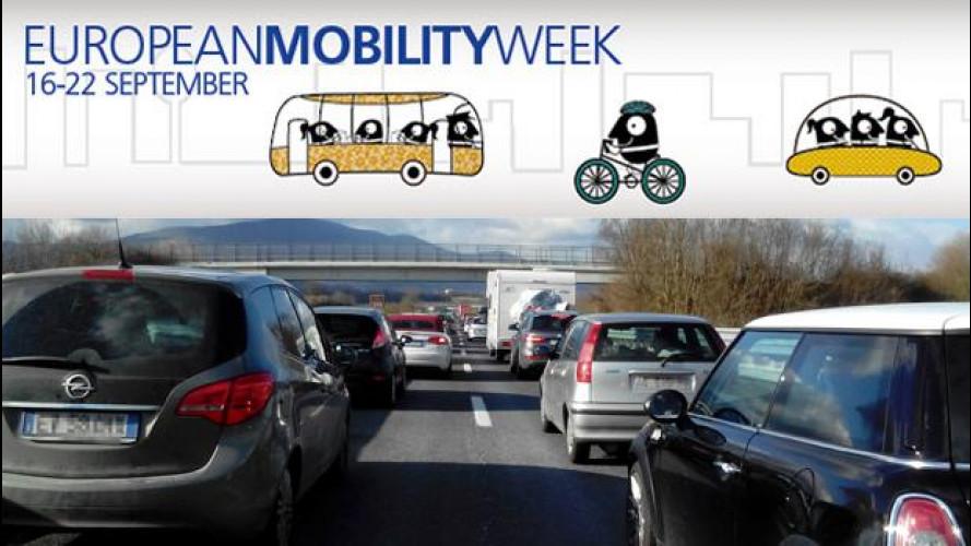Settimana europea della mobilità sostenibile, le ultime info