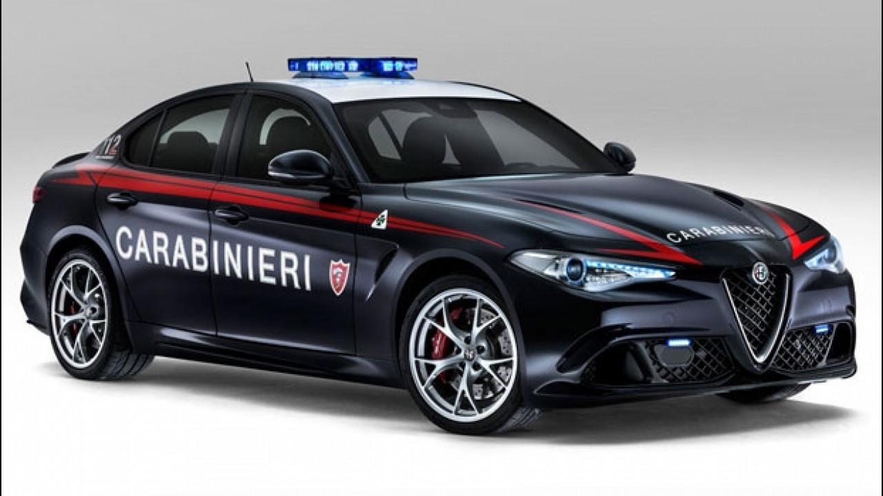 [Copertina] - Alfa Romeo Giulia Quadrifoglio è la nuova