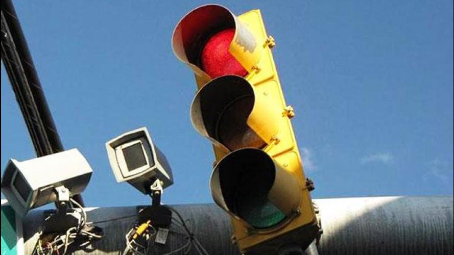 Telecamere al semaforo, regolari per la Cassazione