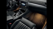 Skoda Superb, l'ammiraglia da home entertainment
