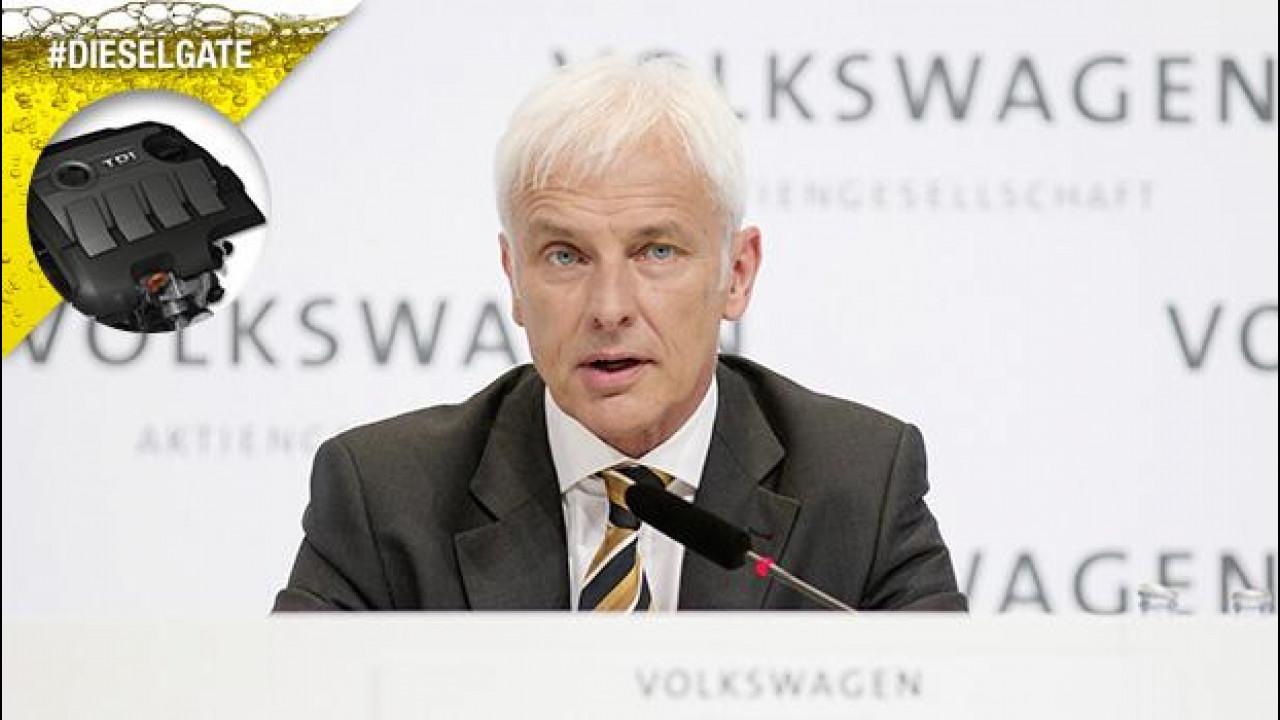 [Copertina] - Dieselgate Volkswagen, Muller parla davanti a 20 mila dipendenti