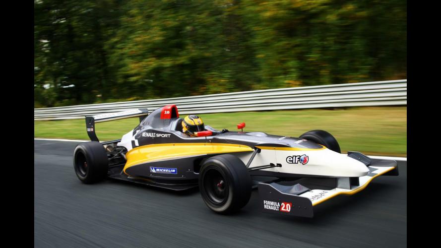 Formula Renault: arriva la monoposto 2010