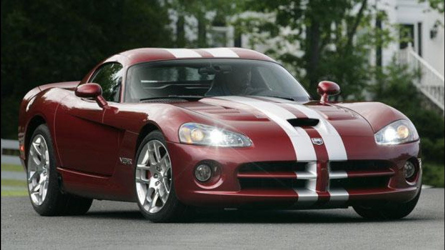 [Copertina] - Dodge Viper, l'americana velenosa [VIDEO]