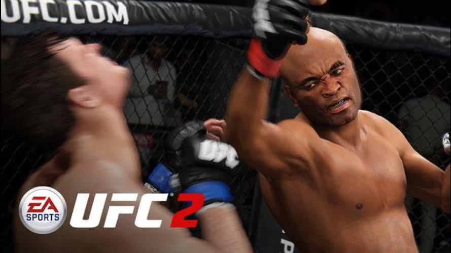EA Sports UFC 2, senza esclusione di colpi