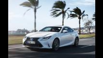 Lexus RC Hybrid, la coupé arriva in Italia