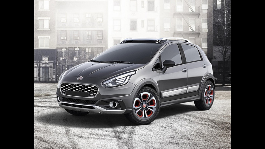 Fiat Avventura Urban Cross, pronta per l'India