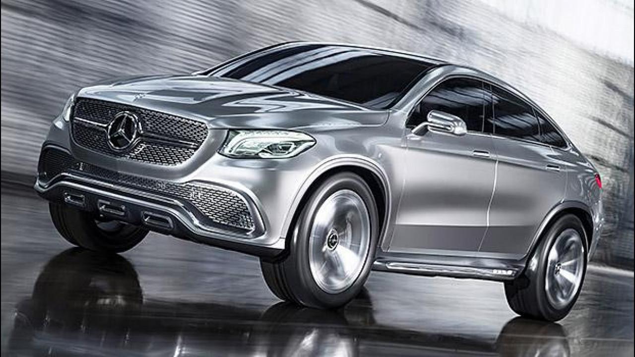 [Copertina] - Mercedes, una super SUV contro Bentley e Lamborghini?
