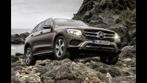 Mercedes GLC, le concorrenti