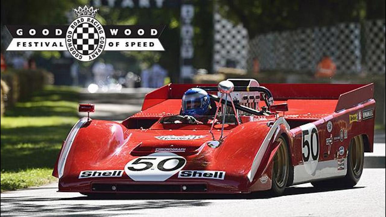 [Copertina] - Goodwood Festival of Speed, 22 anni di spettacolo