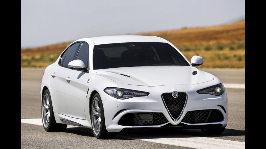 La settimana della nuova Alfa Romeo