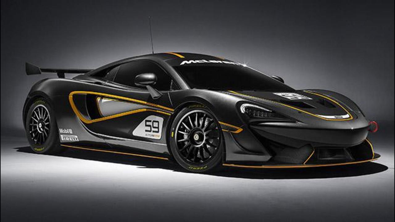 [Copertina] - McLaren 570S GT4, per iniziare a correre