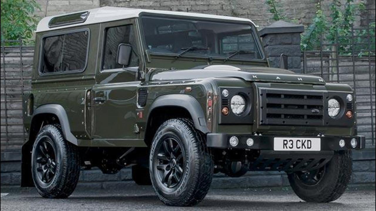 [Copertina] - A.Kahn design Land Rover Defender 2.2 TDCI SW 90