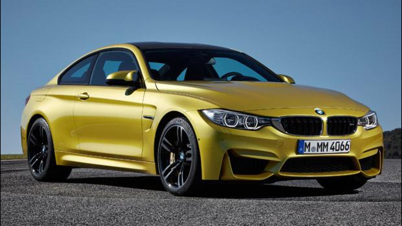[Copertina] - BMW M4 Coupé
