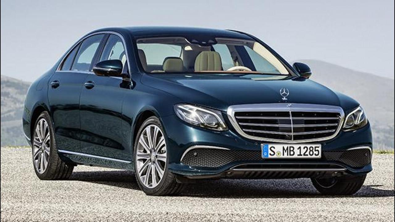 [Copertina] - Nuova Mercedes Classe E, il futuro della berlina [VIDEO]