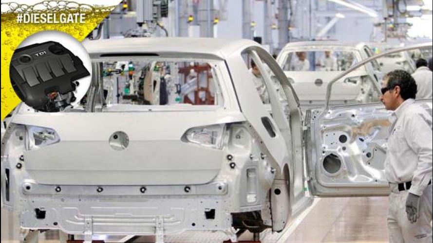 Vendite Volkswagen in calo, le cause oltre il Dieselgate