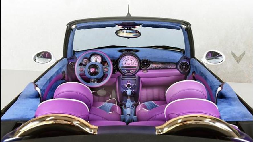 MINI One Cabrio by Vilner, più eccentrica di così non si può