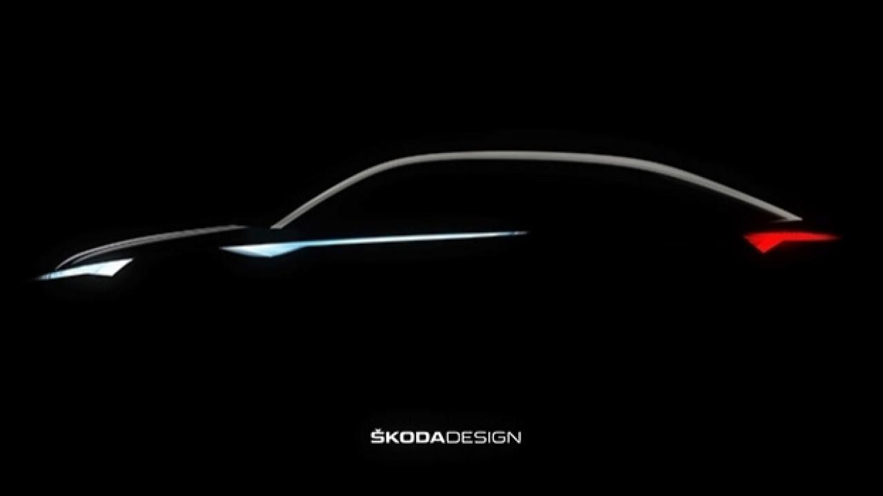 [Copertina] - Skoda, prove di SUV coupé