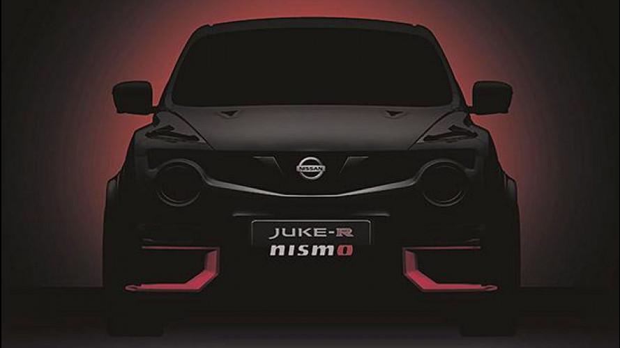 Nissan Juke-R Nismo, torna il crossover mostruoso