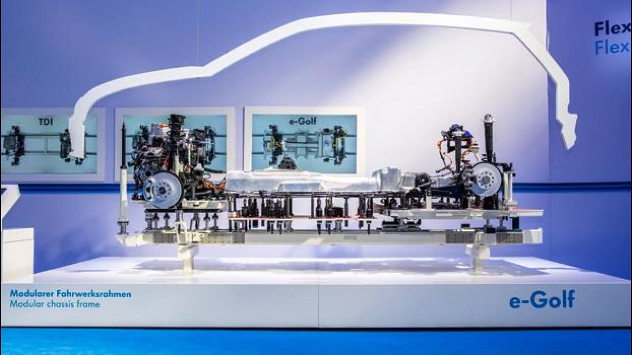 [Copertina] - Volkswagen: 4 milioni di auto nel 2016 avranno la stessa