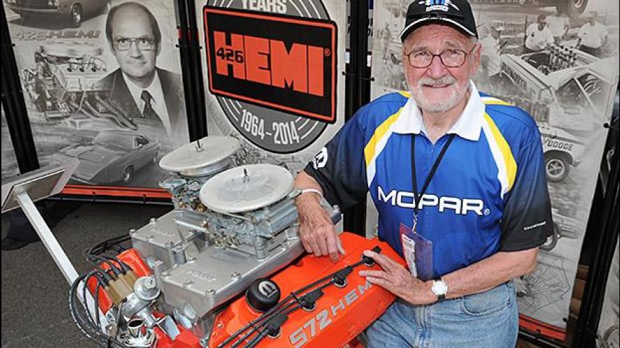 [Copertina] - Addio a Tom Hoover, papà del Chrysler V8 426 Hemi