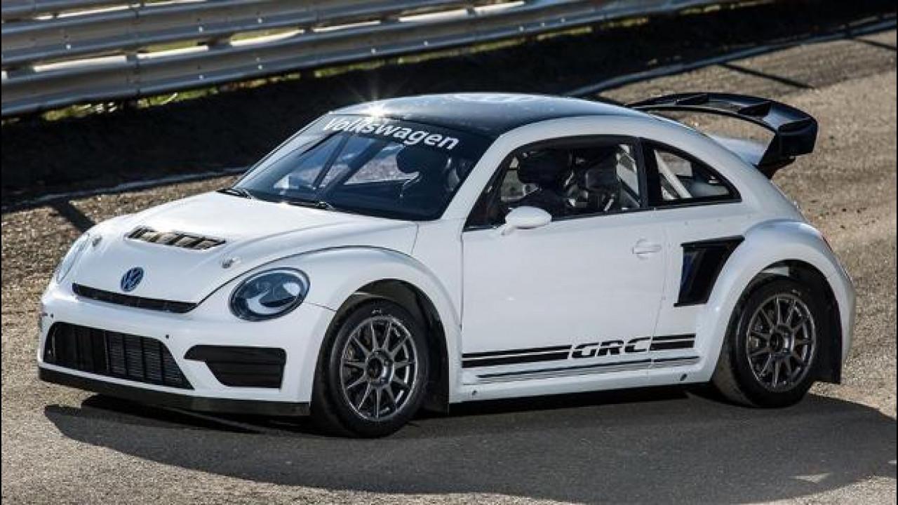 [Copertina] - Volkswagen Maggiolino, pronto per il rally cross