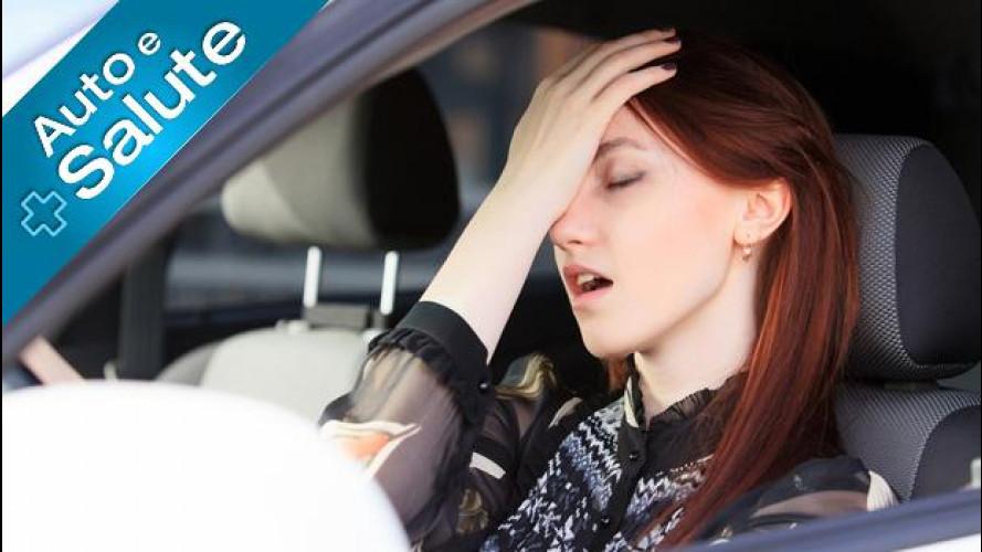 Patente auto, arriva il controllo sull'insonnia