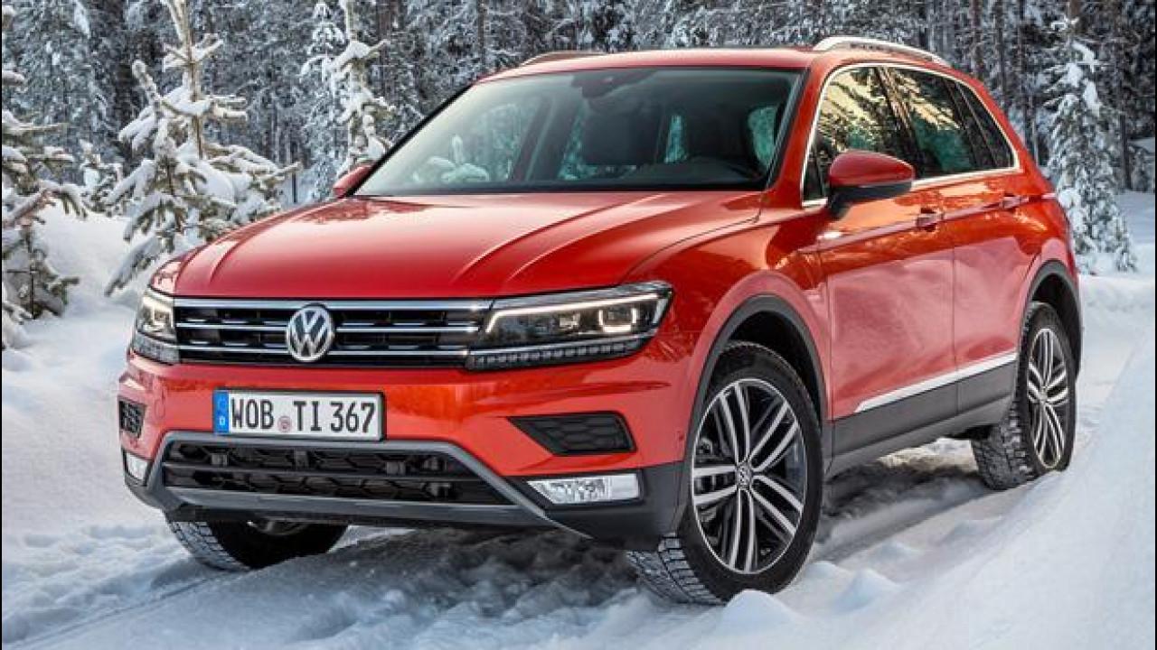 [Copertina] - Volkswagen Tiguan, la parola ai prezzi