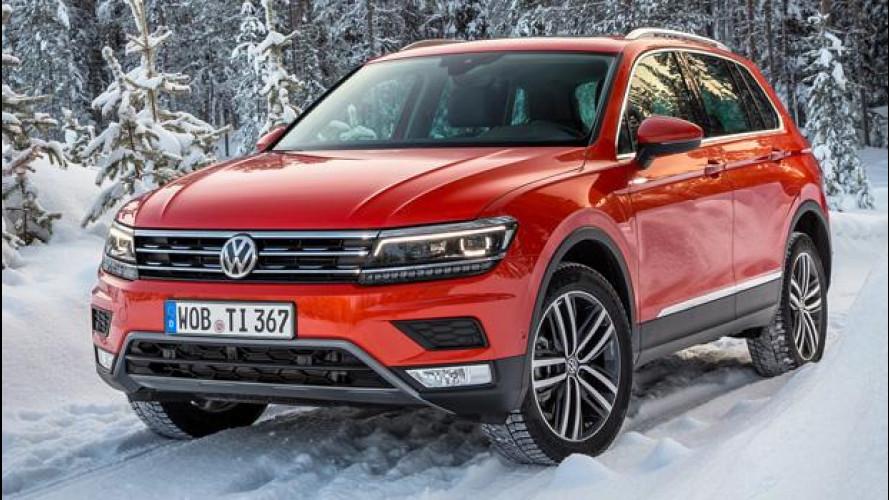 Volkswagen Tiguan, la parola ai prezzi
