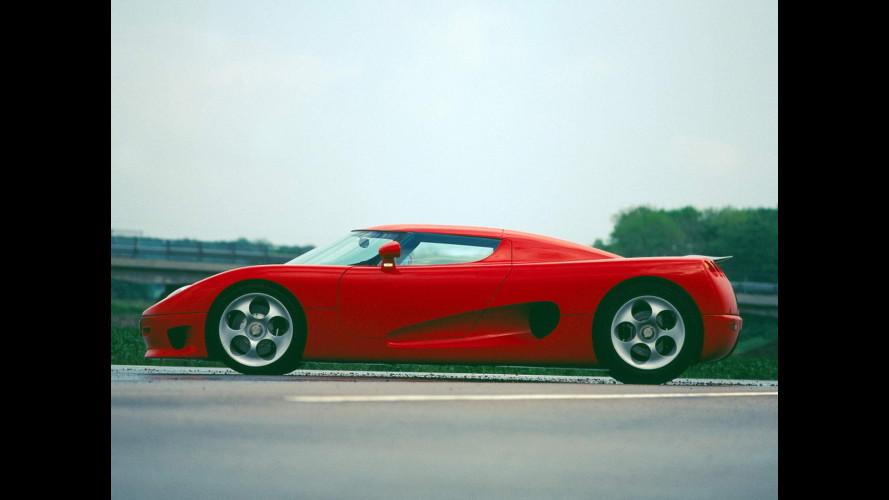 Koenigsegg, le supercar venute dal freddo