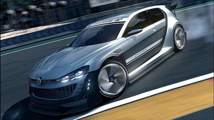 Volkswagen GTI Supersport, quando la Golf esagera