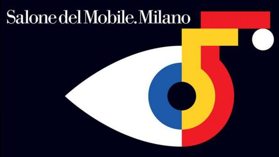 Salone del Mobile, anche l'auto fa la sua parte a Milano
