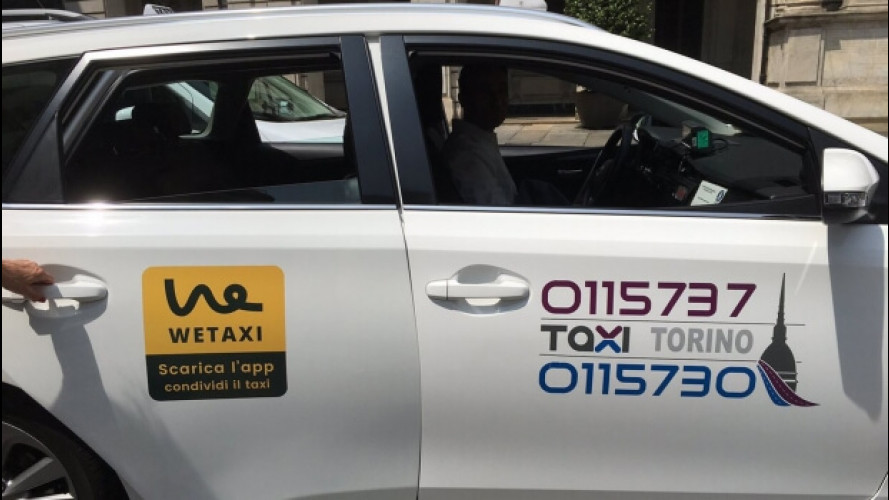 [Copertina] - App taxi, Wetaxi a Torino e altre novità