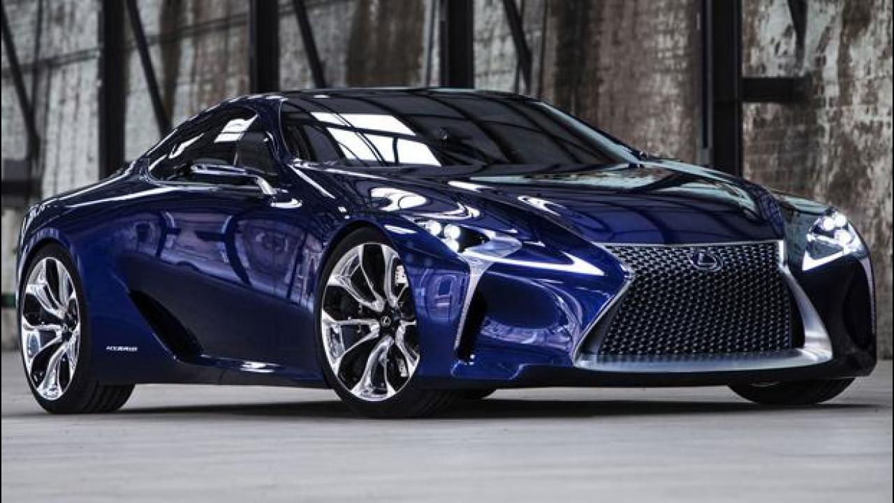 [Copertina] - BMW e Toyota preparano una supercar a motore centrale