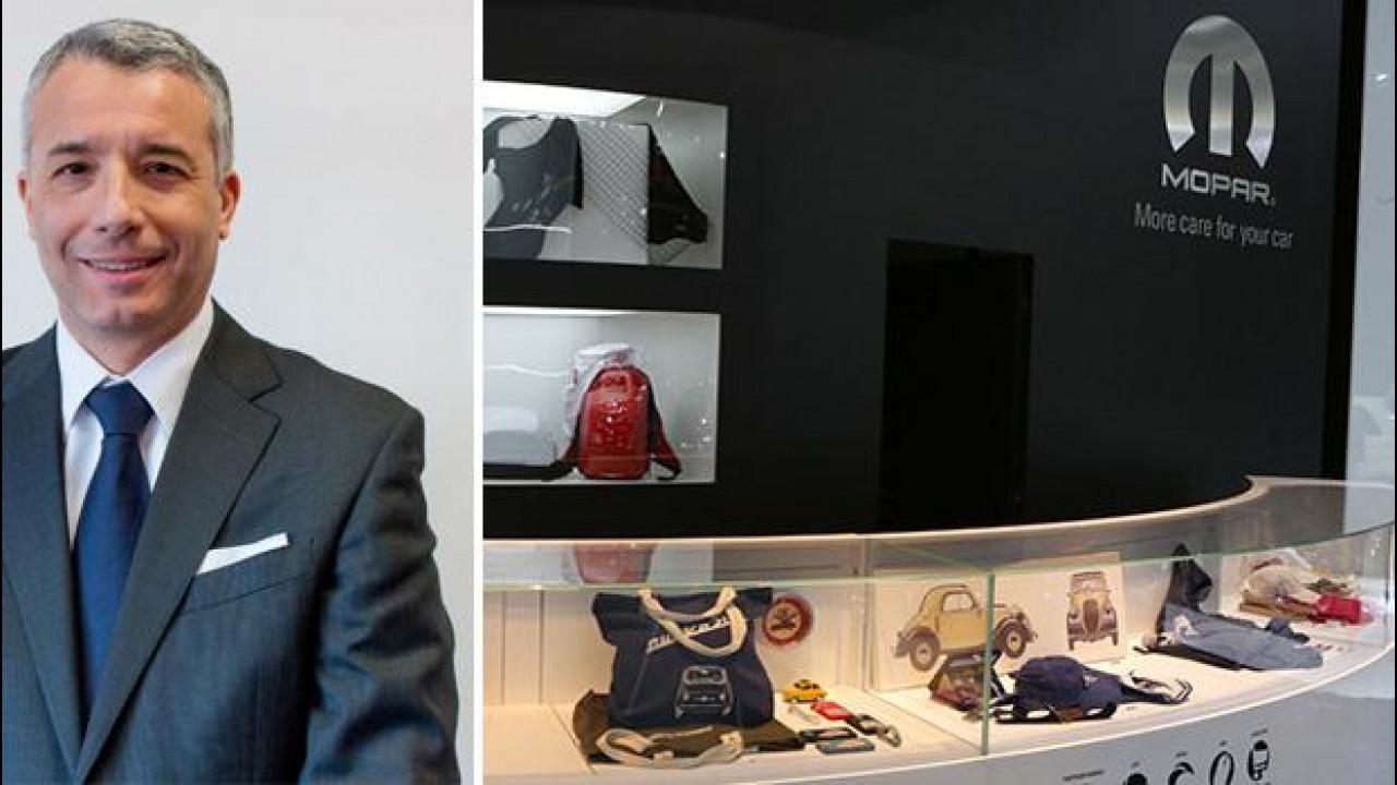 [Copertina] - Salone di Francoforte, Mopar: servizi per avvicinare nuovi clienti FCA