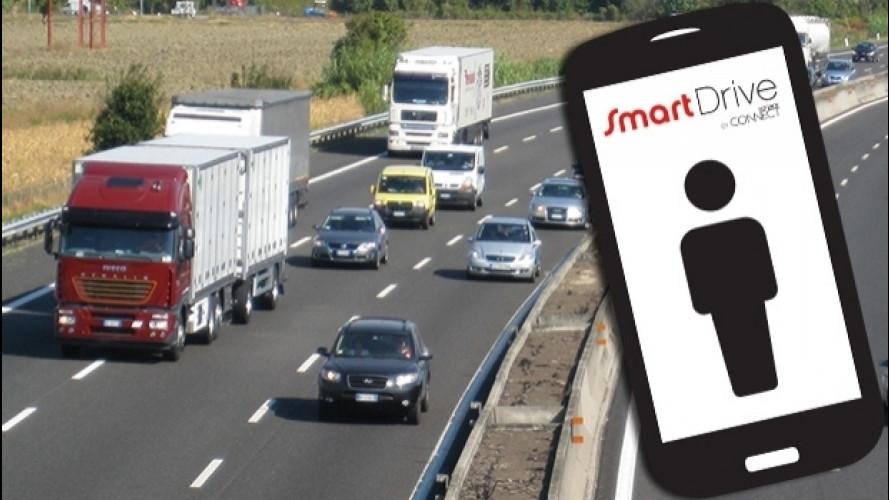 SmartDrive by LoJack Connect, assistente virtuale al volante