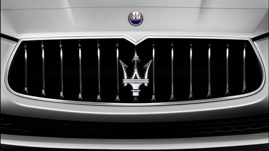 Maserati, gamma ibrida per rispettare il tetto di CO2