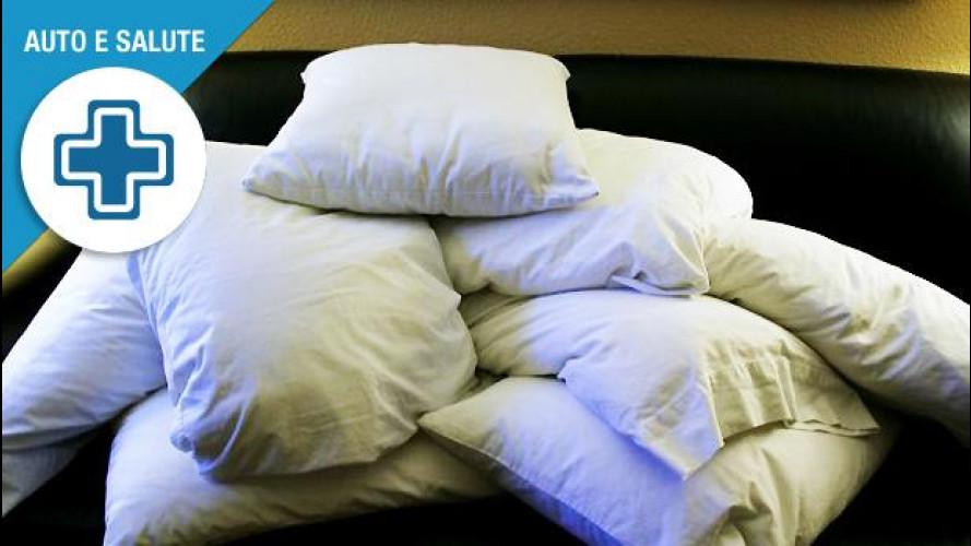 Colpo di sonno, sei trucchi per evitarlo