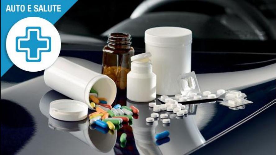 Farmaci e auto, i rischi per chi assume ansiolitici