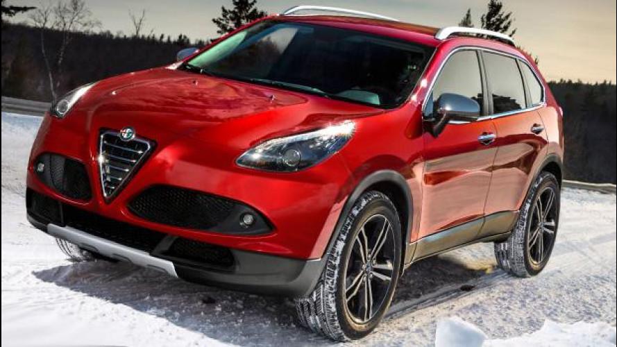 Alfa Romeo, il SUV andrà in produzione a metà 2016