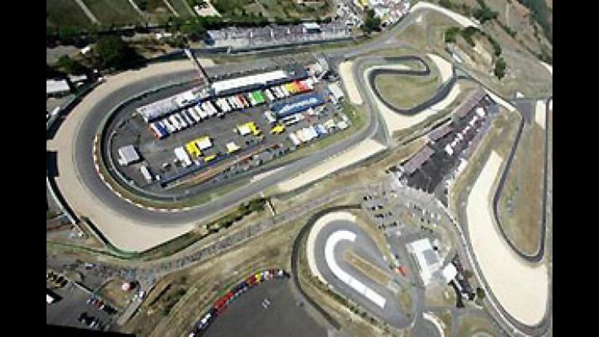 Circuito Vallelunga : Trofeo ferrari circuito vallelunga