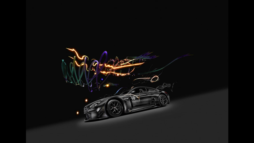 BMW Art Car #18, una M6 GT3 molto speciale